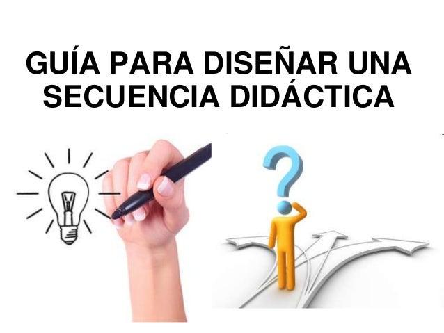 Guiaparadisearmisecuenciadidctica 120302055500-phpapp02