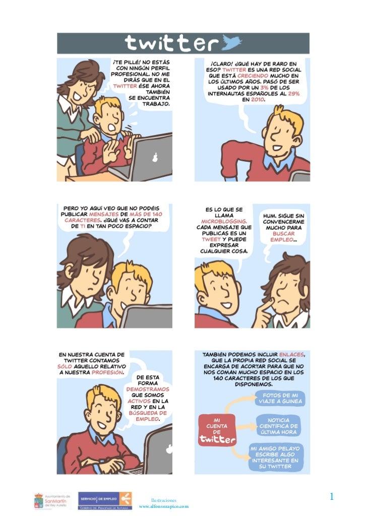 Guía Twitter para buscar empleo