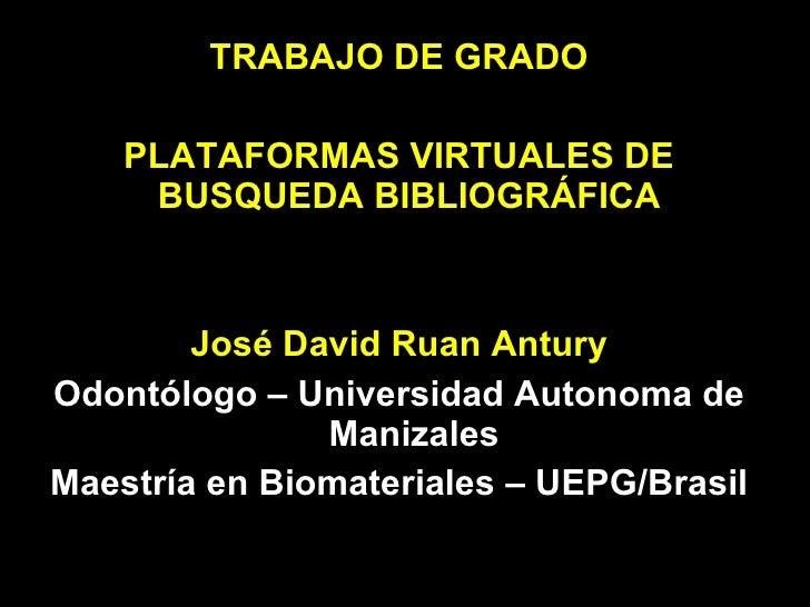 Guia Para Manejo De Bases De Datos Biblioteca Usc