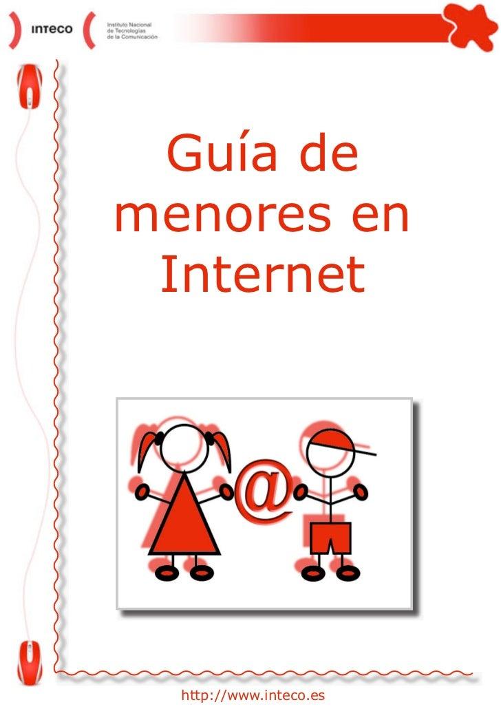Guia para Menores en Internet
