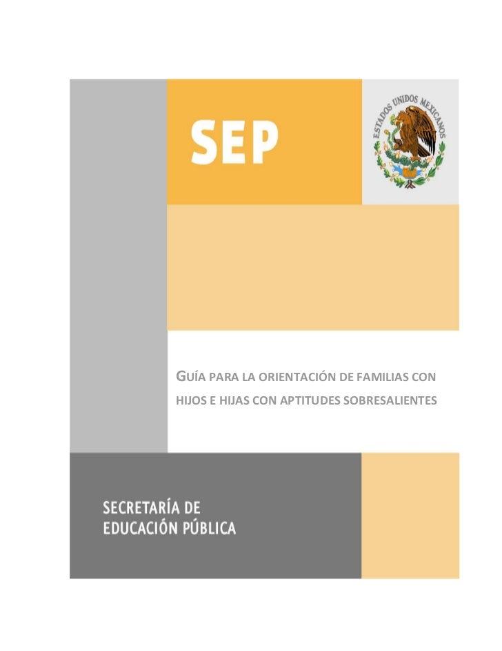 Guia para orientadores de alumnos AS