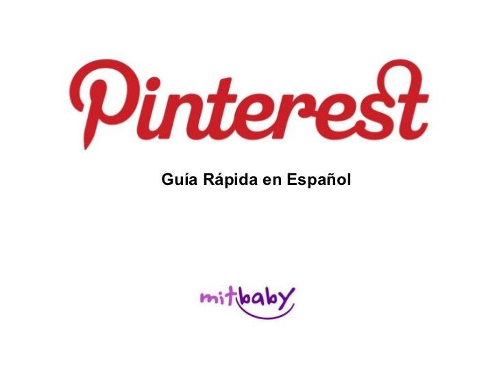 Guía Rápida en Español