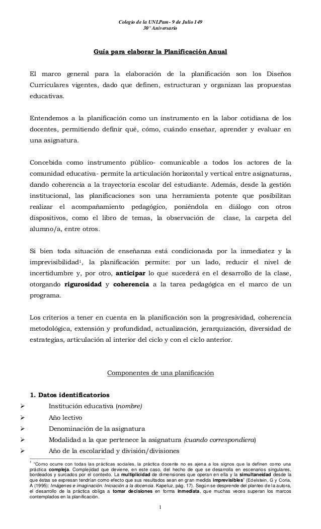 Colegio de la UNLPam- 9 de Julio 149                                                        30° Aniversario               ...