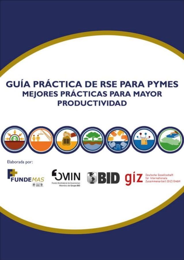 Colofón Edición: FUNDEMAS Coordinación: Haydee de Trigueros, FUNDEMAS Staff Editorial: Ana María Funes, Acción Estratégica...
