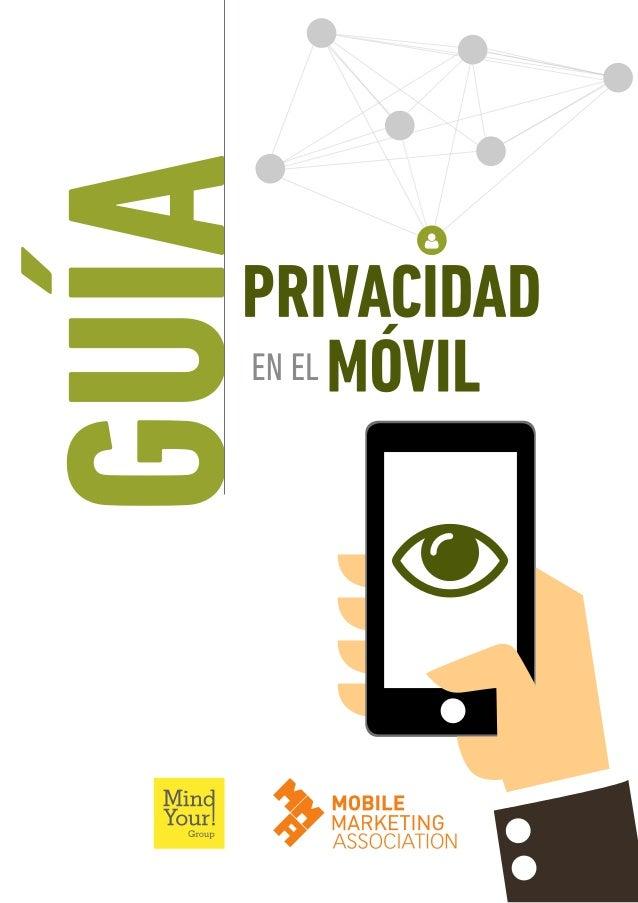 Guía de Privacidad en el Móvil