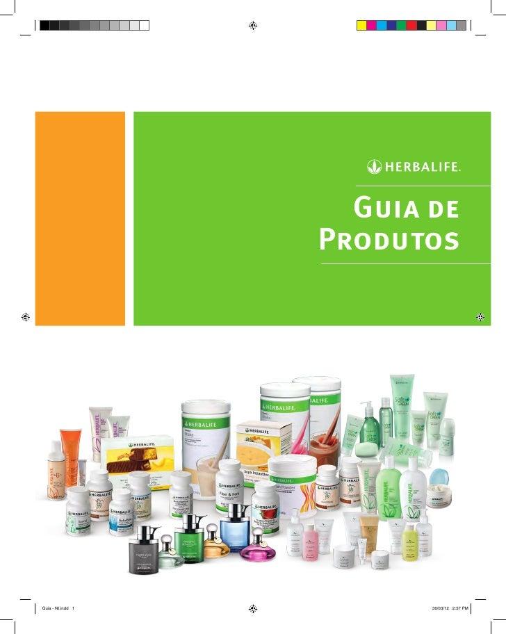 Guia de                   ProdutosGuia - NI.indd 1          30/03/12 2:57 PM