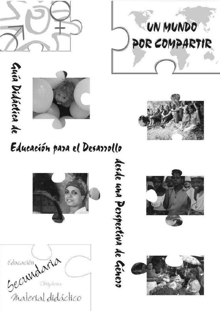Guia Profesorado Material Rede Sobre Igualdad