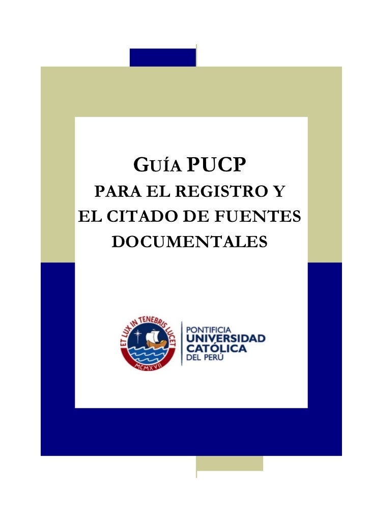 Guia pucp para_el_registro_y_citado_de_fuentes_documentales_2009