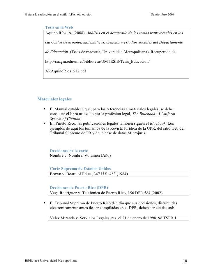 Apa style citation dissertations