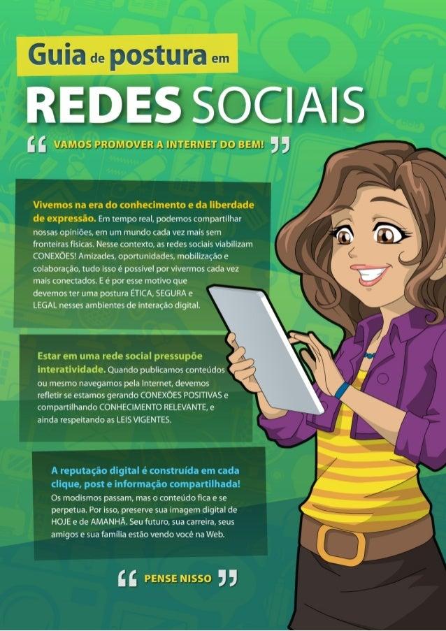 Guia redes sociais Bradesco