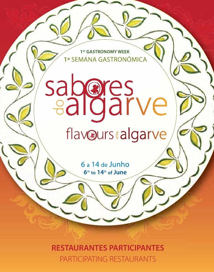Guia Restaurantes - Sabores do Algarve
