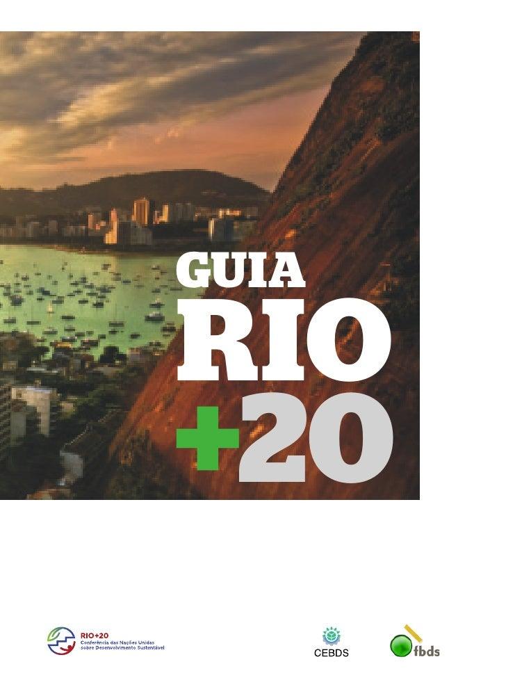 Guia rio+20