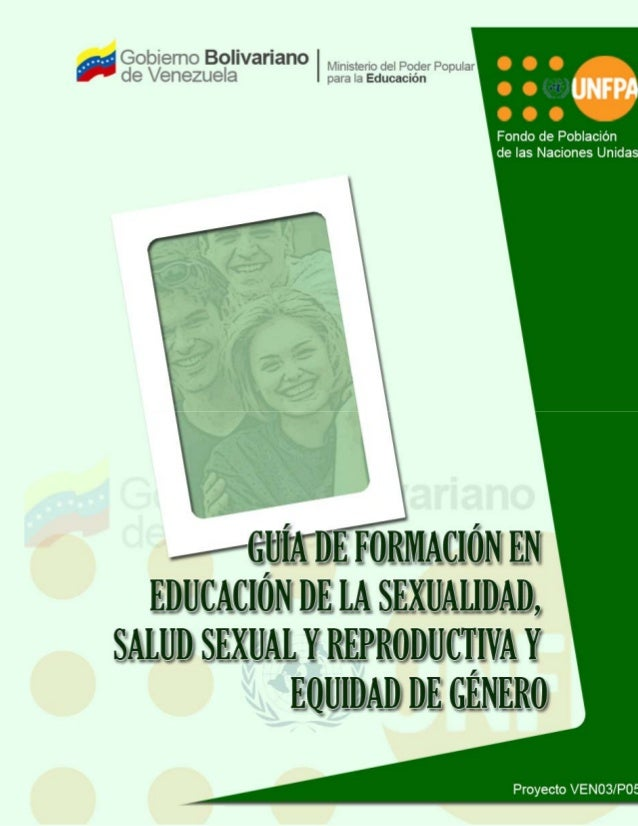 Guia salud sexual