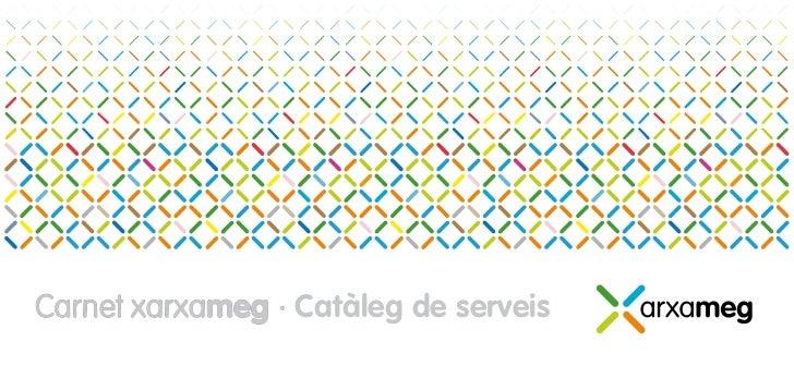Guia serveis xarxameg