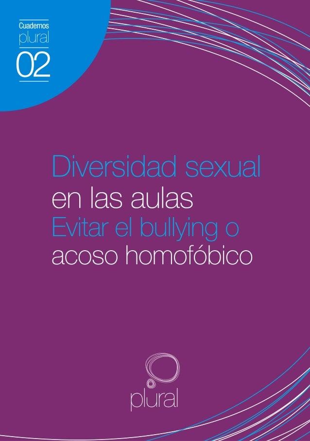 Santiago Agustín RuízDiversidad sexualen las aulasEvitar el bullying oacoso homofóbico