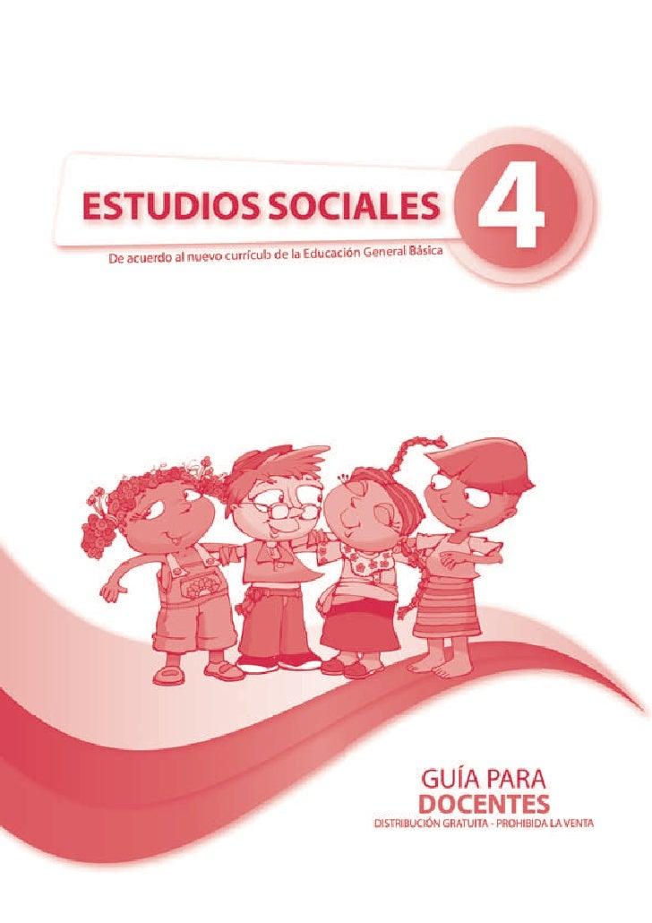 Guia sociales cuarto_ano