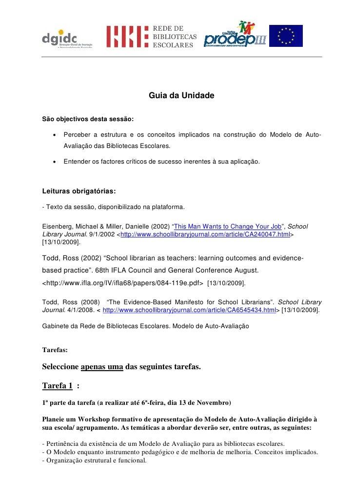 Guia Unidade Model O P Roblematica T10