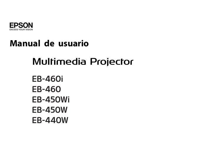 Guia usuario proxector