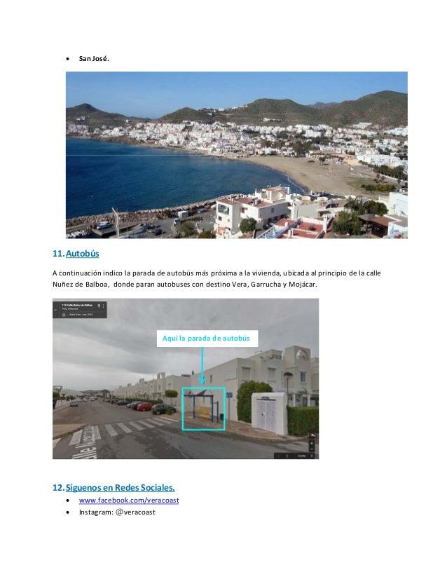 Gu a de bienvenida vera coast for Oficina turismo mojacar