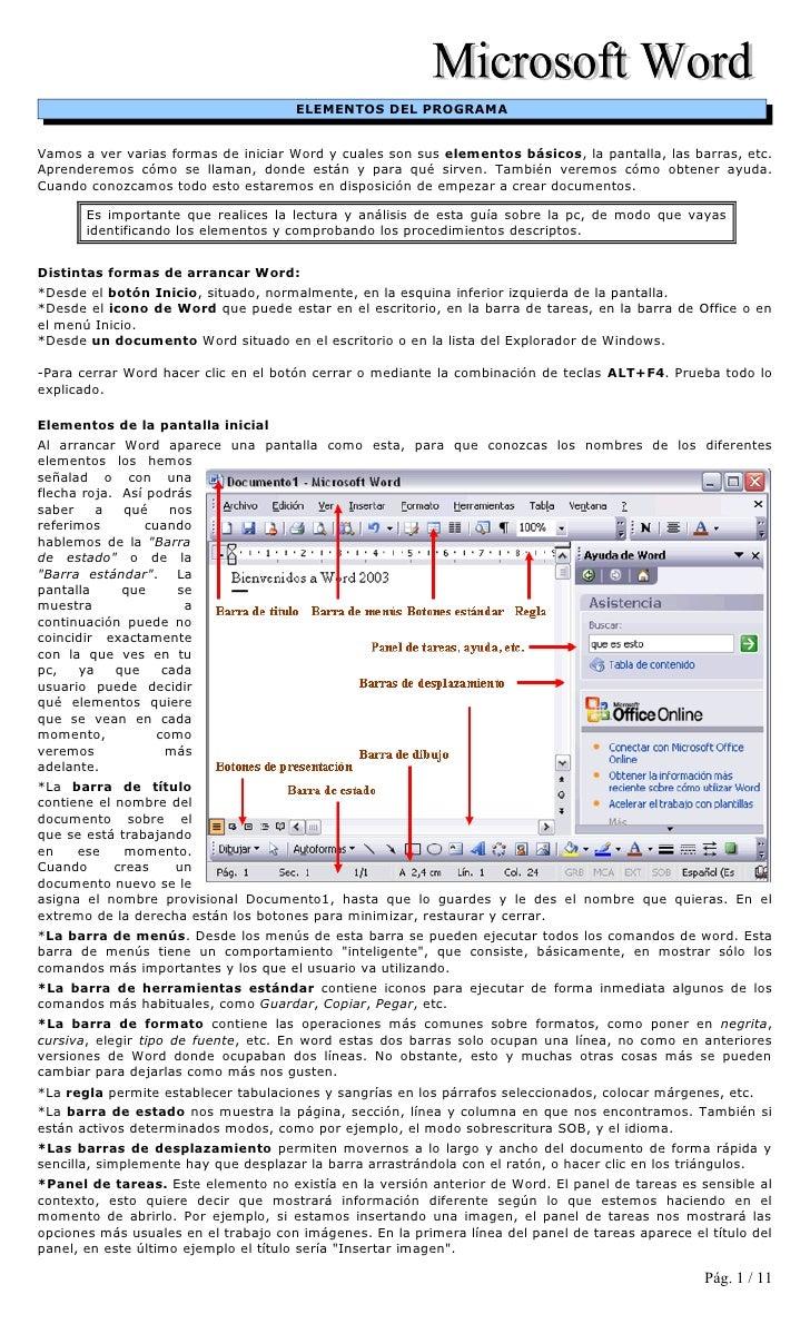 Guia Word 2003