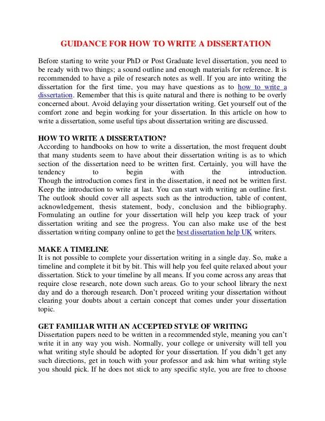 Structuring sentences