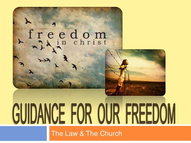 The Law & The Church