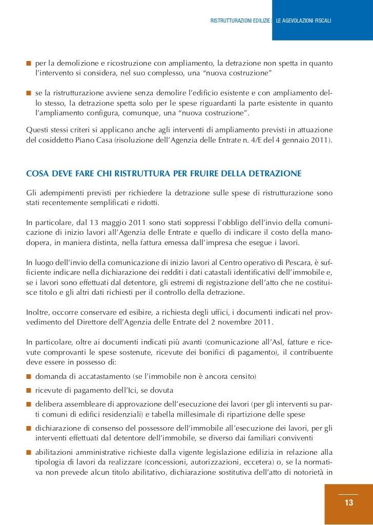 Guida ristrutturazioni edilizie 2012 for Agenzia delle entrate ristrutturazioni edilizie