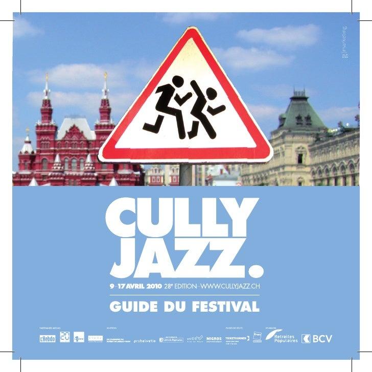 guide du festival