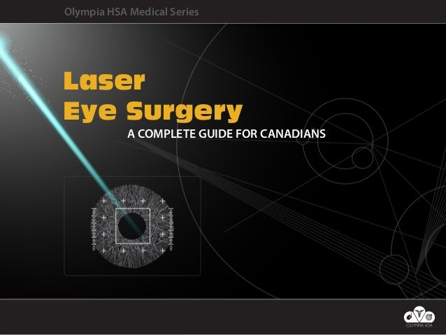 Laser Eye Surgery Guide for Canadians