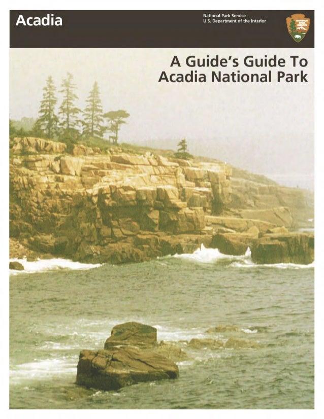NostalgicOutdoors™- Acadia National Park Guide