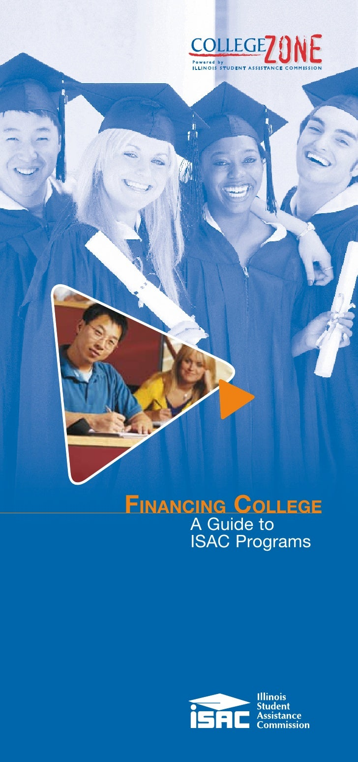 Financing college      A Guide to      ISAC Programs