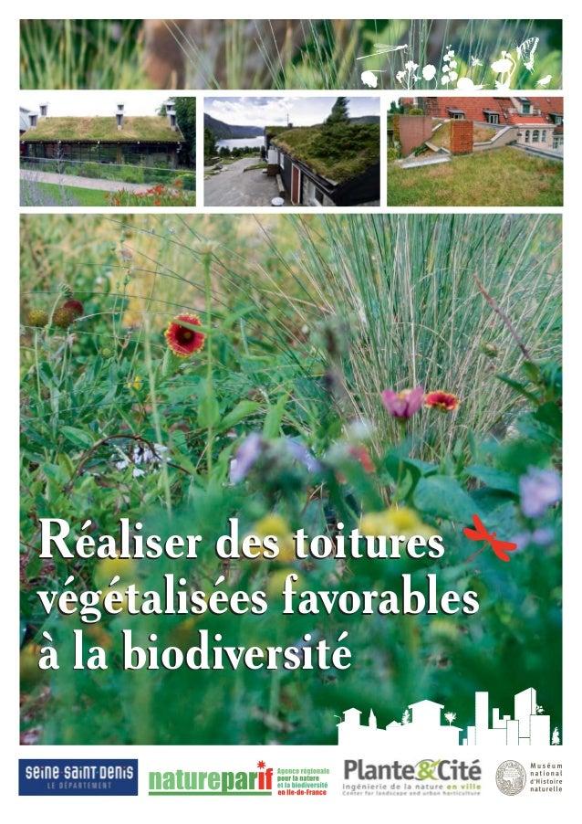 00_001-024-NatureParif_Mise en page 1 21/10/11 10:47 PageI     Réaliser des toitures     végétalisées favorables     à la ...