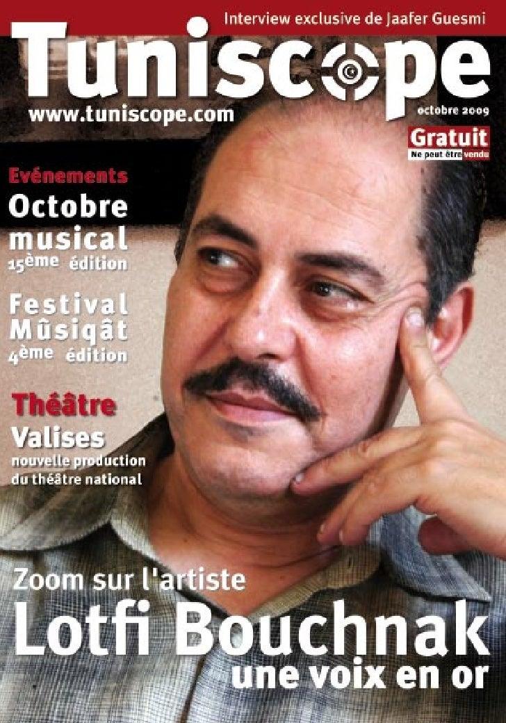 Guide Tuniscope n°1