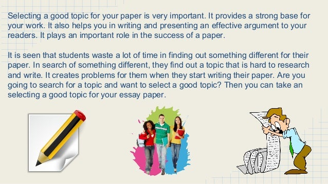 Help for essay writing