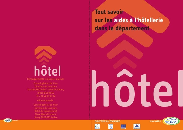 Guide aide hotellerie