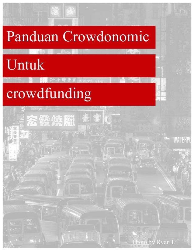 The Crowdonomic Guide to Crowdfunding - Indonesian