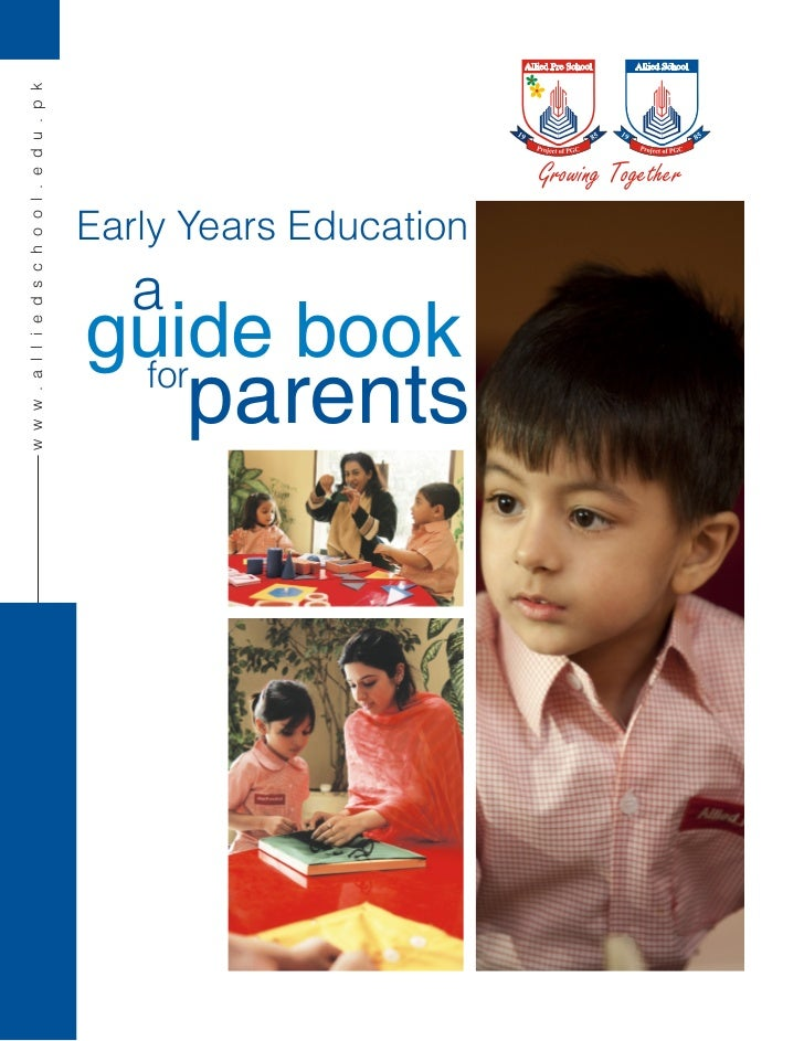 GUIDE BOOK FOR ALLIED SCHOOLS