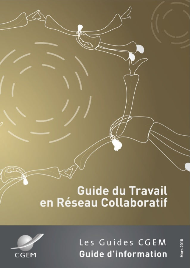 Ce Guide du Travail Collaboratif en Réseaux, destiné aux entrepriseset aux associations professionnelles, détaille les mod...