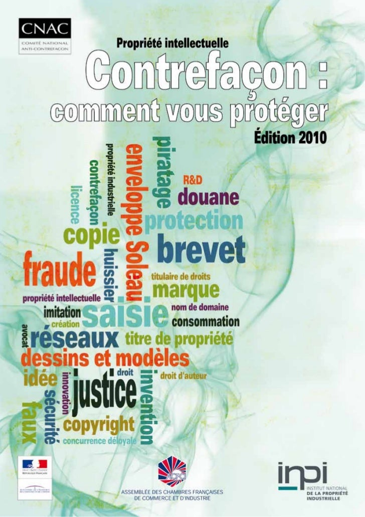 Guide Contrefacon - Edition 2010