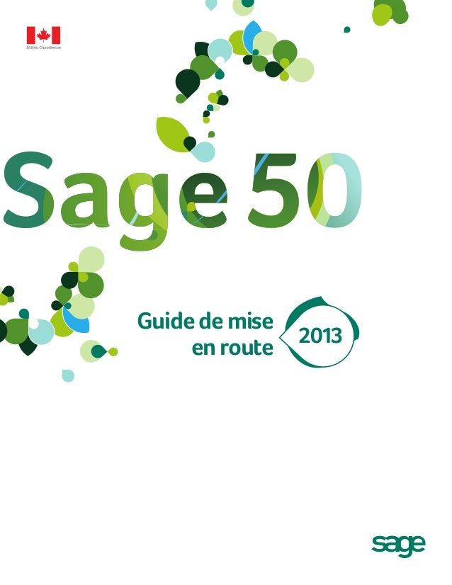 Guide de mise en route 2013