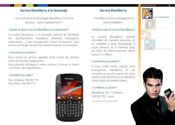 maroctelecom guide des services de maroc telecom