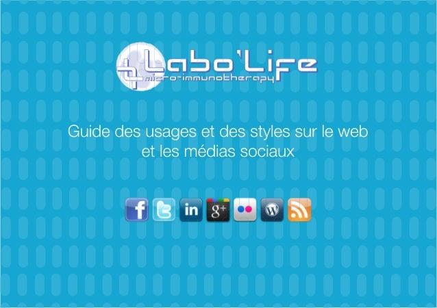Détails relatifs aux usages et aux styles sur le web et les médias sociaux Licence de reconnaissance Creative Commons Ce d...