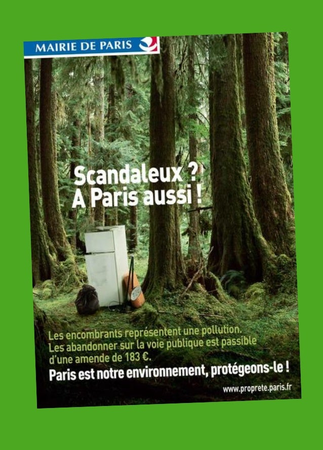 Guide d m nager autrement paris 2015 - Les encombrants paris 15 ...