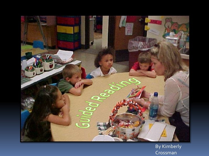 Guided reading literacy