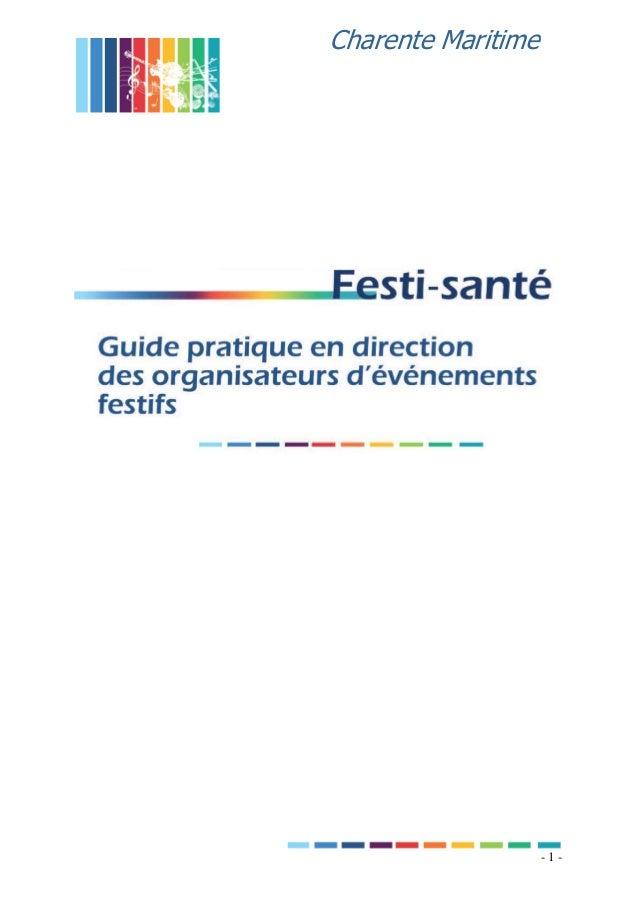 Guide festi santé version finale 24 05 13