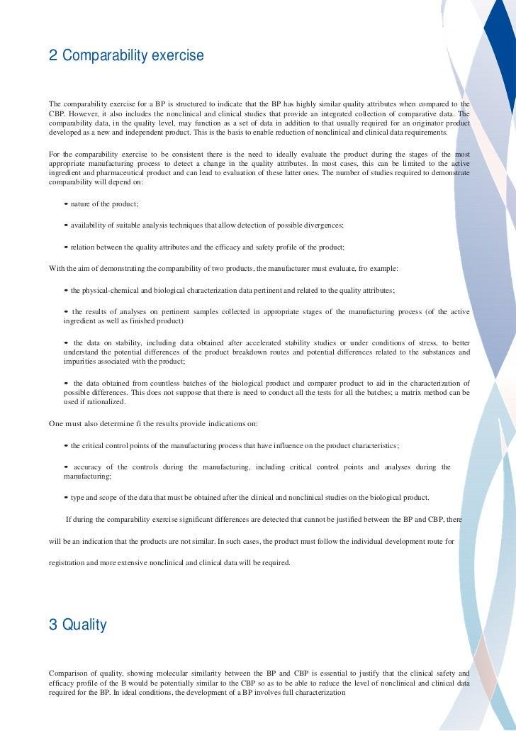 Equivalence Testing for Comparability | BioPharm International