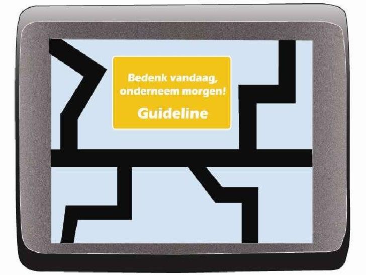 De Groninger Ondernemers Guideline