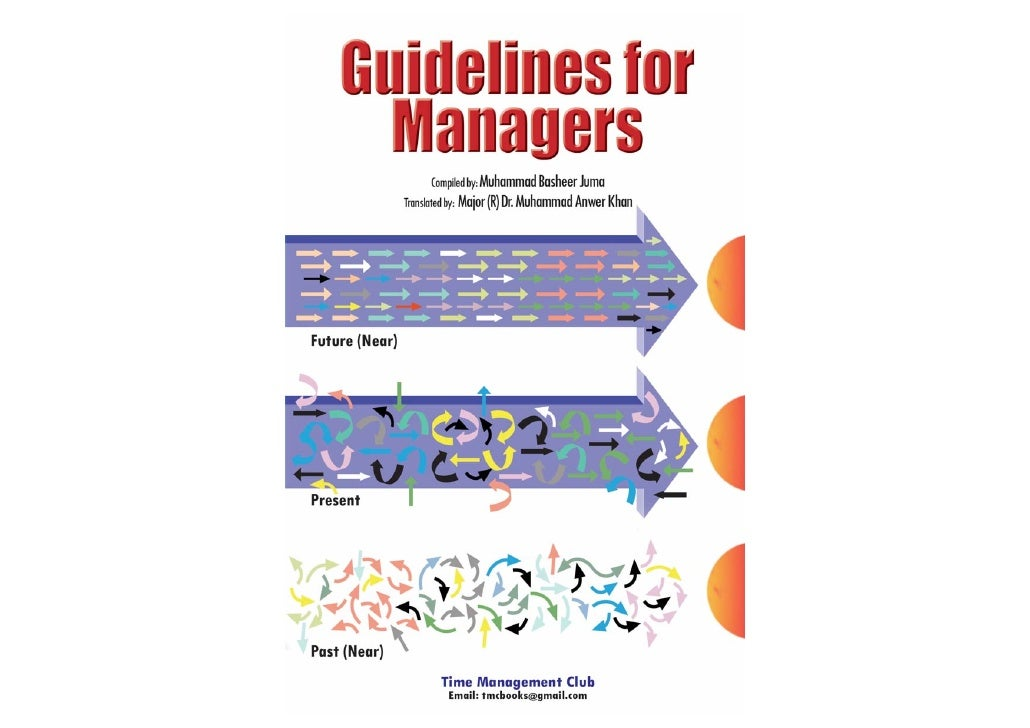 2                                              Guidelines for Managers                                                    ...