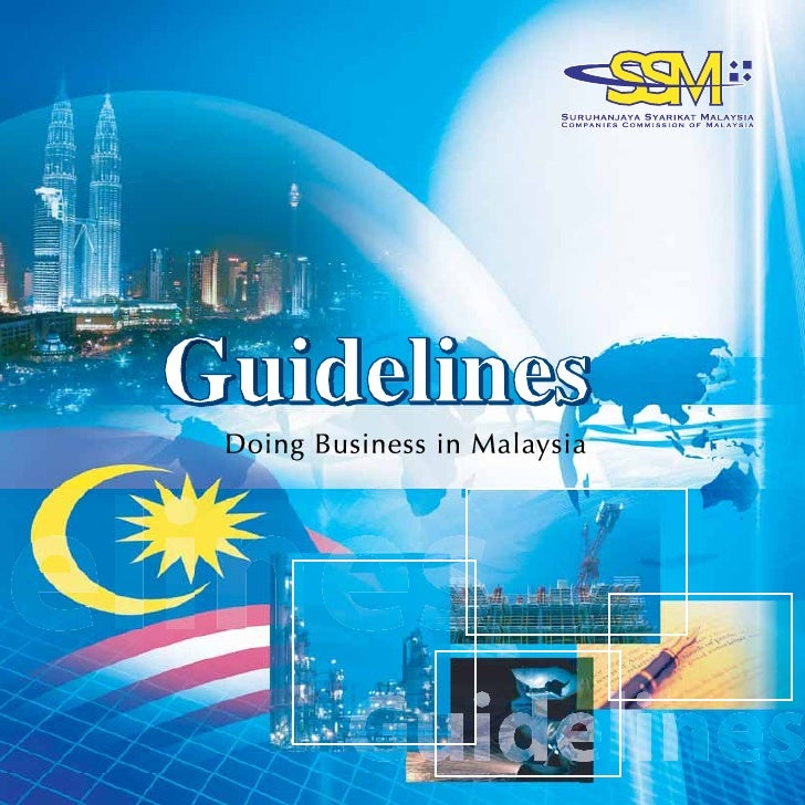 doing business in malaysia pdf