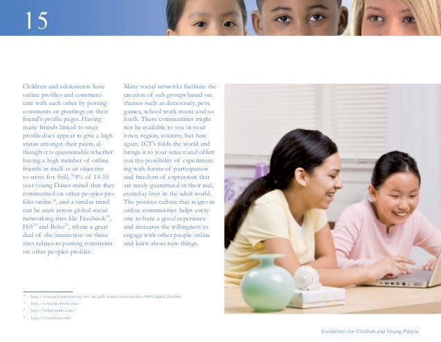 protecting children online essay Foundations for safeguarding children children and young 2015 disclaimer: this essay has been into place in order to protect children from.